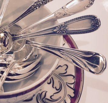 (Français) cuillères à café-diverses et variées-en métal argenté- argent massif- à partir de 6€ pièce