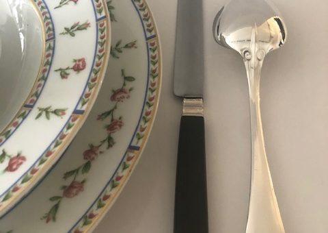 (Français) Quand Christofle & Raynaud se mélangent pour dresser une jolie table !
