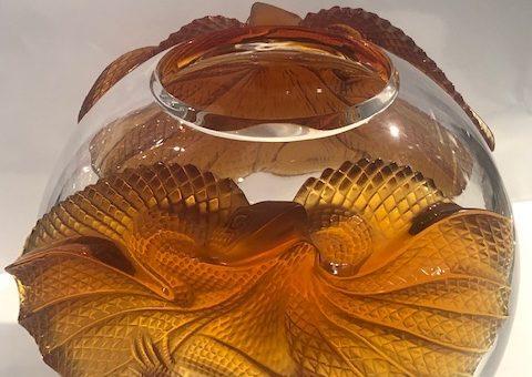 (Français) Lalique s'invite chez Argenterie d'Antan !