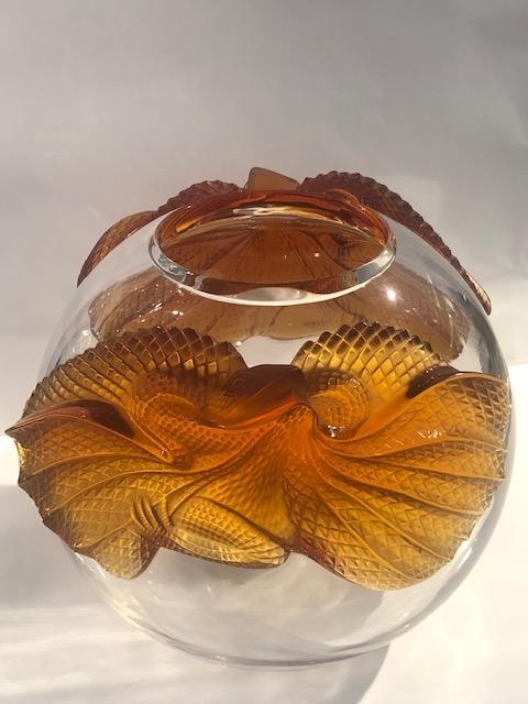 Lalique s'invite chez Argenterie d'Antan !